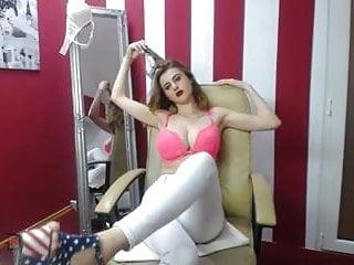 Rosa acosta erotic stretching Millota rosa
