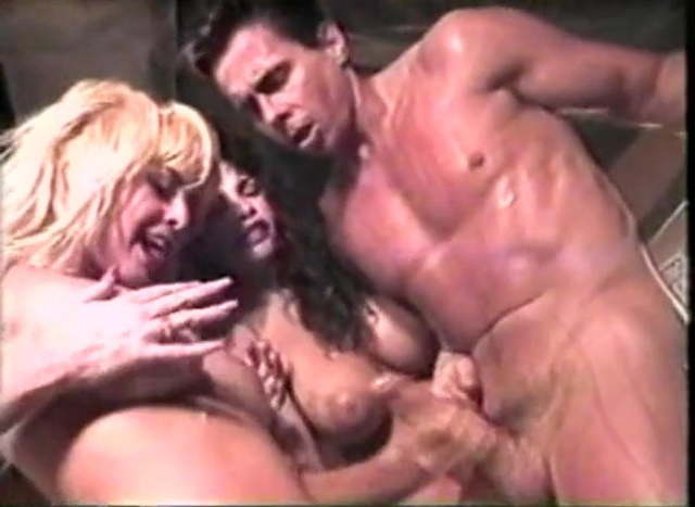 Peter North Vintage Threesome
