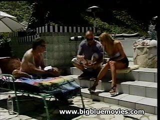 Bridgett kerkove monster cocks - Bridgette kerkove outdoors gang bang