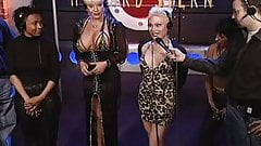 Howard Stern Guess the transsexual contest, sexy transsexual