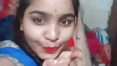 Indian girl tik tok
