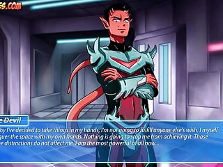 Dante hentai devil Space devil