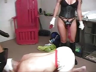Bdsm ass to mouth tgp - 2 mistresses for slaves ass and mouth 2