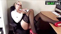 Busty Blonde German Amateur Homemade Fuck
