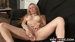 Sexy Grandmother can still handle Big Cocks