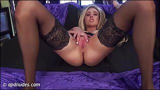 Sapphire Blue in Anything Goes by APDNUDES.COM