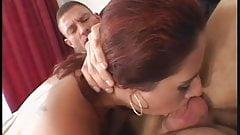 Drilling busty Daria's butt