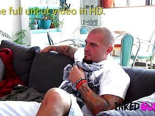 Heidi montag sex tape clip Inked gurlz - hardcore a2m on inked slut heidi van horny