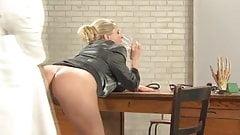 Hot German MILF Vivia Squirting Big Tits Piss Sex