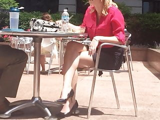 Business woman sex video - Blonde business woman