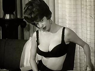 60 s victorian vintage - Twilight time - vintage 60s big boobs tease