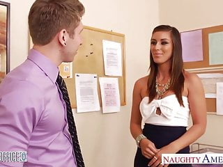Tatto pornstars - Tattoed office babe rilynn rae take cock