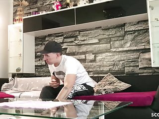 Sister caught dildo fucking German sister caught step bro watch porn and help with fuck