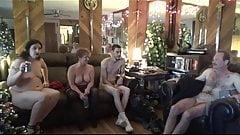 Tisha and Tony's New year Sex party