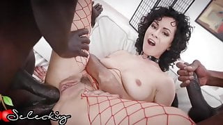 DOUBLE ANAL FOR STACEY BLOOM FROM FANS