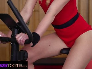 French fuck faces com Fitness rooms french blonde angel emily face fucked by perso