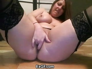 Free videos ex gf fucking Exgf garter strip fuck