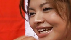 Yuzuru is fucked in mouth and rides pen - More at hotajp.com