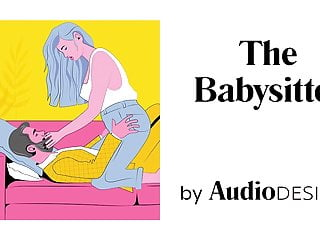 Easy orgasm for women - The babysitter - erotic audio - porn for women