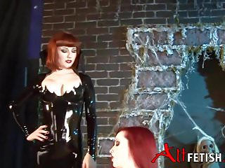 Fetish emily anderson - Angela ryan and emily marilyn latex play