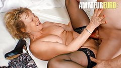 XXXOmas - German Wife Charlotte K. Rough Sex On Hotel Room