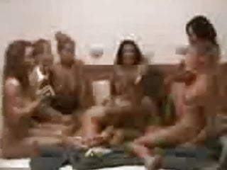 Nudist teen beauty contest - During a beauty contest video 4 from 8
