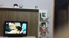 yeni evli cift bomba video