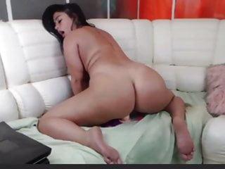 Eel ass video Webcam girl with beautiful ass video complete in dm