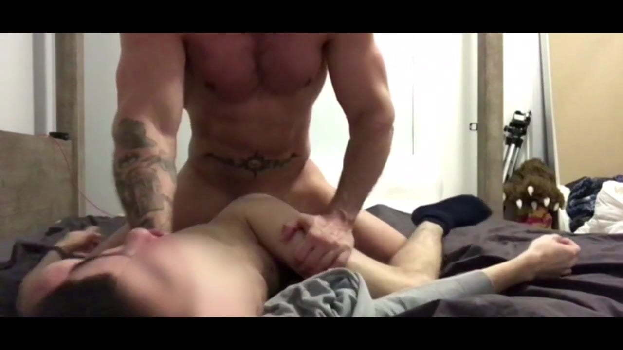 Porn Guy Moaning daddy knows how to make a boy moan