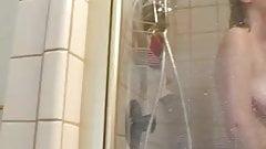 Tall girl sodomized in the bathroom (Sid69)
