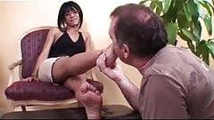 Humiliation feet 2