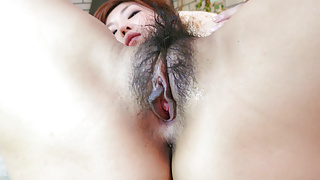 Naho Hadsuki likes having more than one cock in her