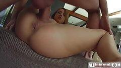 Allinternal rough sex results in messy creampie