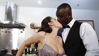 Black man fucked a beautiful girl
