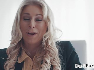 Porn katie morgan - Katie morgan takes her co-workers bbc