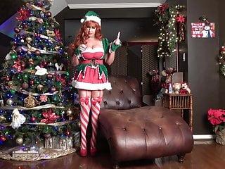 Sexy santa dildo - Santas sexy helper