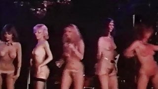 Fox On The Run - vintage British hairy strippers