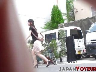 Phillipines secretly taped porn - Adorable japanese babes taped secretly while urinating