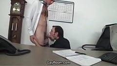GayRoom Jimmy's Office Overtime