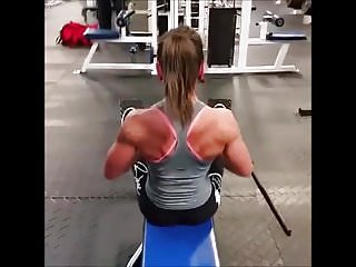 Huge pussy ripping cock compilations Sexy ripped chick working out