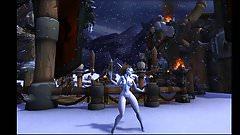 Frozen Beauty blud elf DK