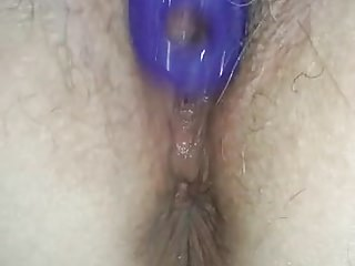 Close out sex toys Brushing one out ::