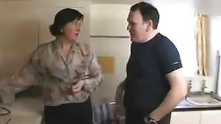 British Mature Fucks A Stranger