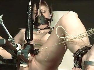Bondage machines - Orgasm session