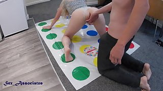 How to trick your best friend into sex while playing twister