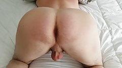 Ass, Balls and Uncut Cock
