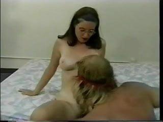 Creamed cunt Hairy twatted nerd casey gets cream in her cunt