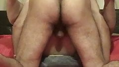 kurdish 55 yo dad fucks me legs up