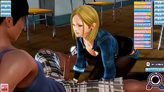 HS Android 18