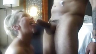 Wifey takes Rico's Hot Load